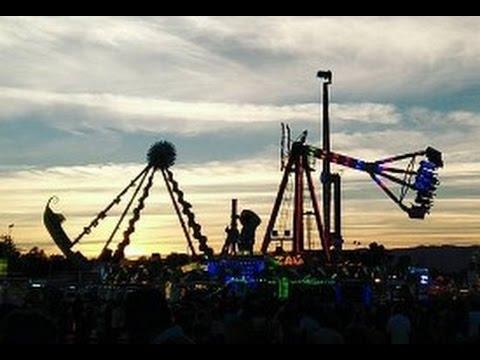 Feria de c rdoba 2016 atracciones de feria youtube for Feria de artesanias cordoba 2016