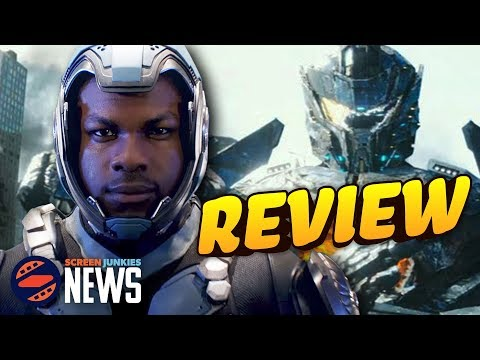 Pacific Rim Uprising - Review!