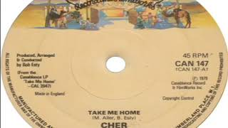 Cher Take Me Home 1979