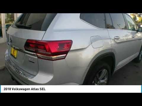 2018 Volkswagen Atlas 2018 Volkswagen Atlas SEL FOR SALE in Bakersfield, CA V1217