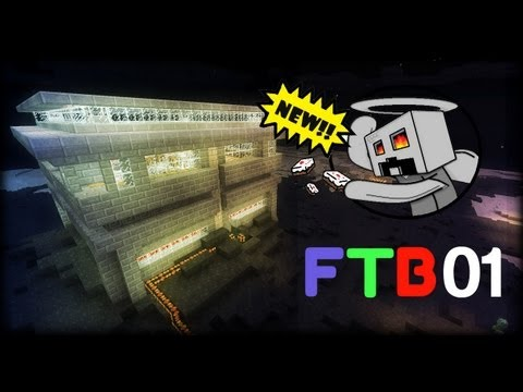 Feed The Bartown: 01 - FTB SMP - Tesseract of the D'urbervilles