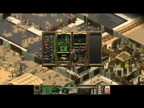 Fallout: Tactics Brotherhood of Steel part 2 - 1 / 4 |