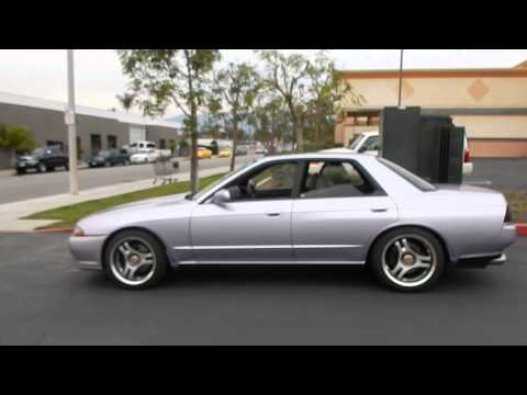 nissan r32 for sale in california autos post. Black Bedroom Furniture Sets. Home Design Ideas