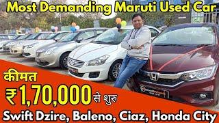 Most Demanding Used Maruti & H…