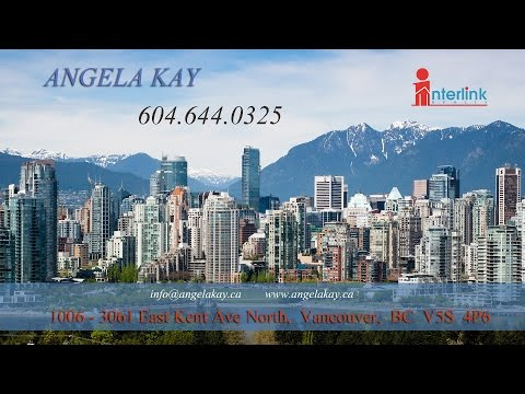 1006 - 3061 East Kent Ave North,  Vancouver,  BC  V5S4P6 by Angela Kay