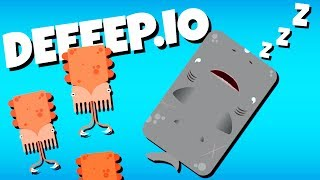 Download lagu The Amazing Sleeper Shark Deeeep io Gameplay MP3