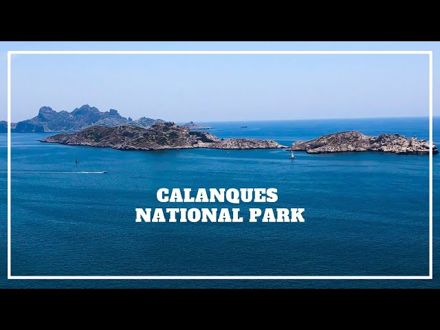BIKING TO CALANQUES NATIONAL PARK: Marseille France
