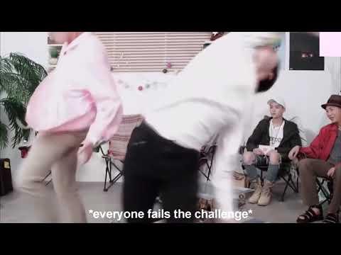 Чонгук смешит  хёнов  [BTS Jungkook]