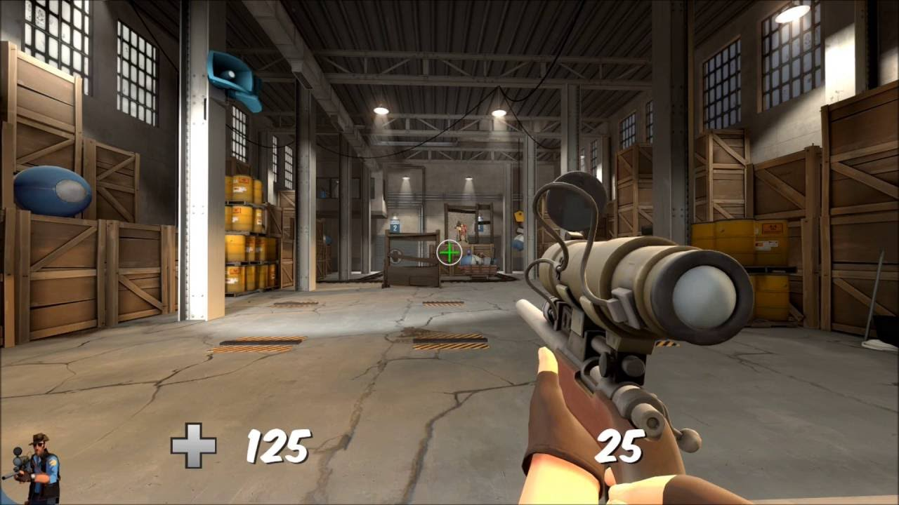 Team Fortress 2 Minmode and Viewmodel Change Tutorial
