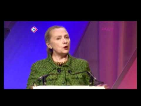 Secretary Clinton Delivers Remarks at the Internet Freedom Conference