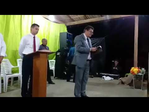 Culto de Lançamento da Pedra Fundamental na Congregação Monte das Oliveiras