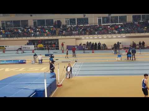 İstanbul salon şampiyonası 400mt final