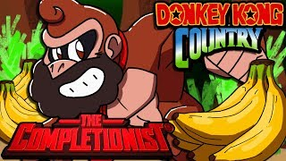 Donkey Kong Country | The Completionist | New Game Plus