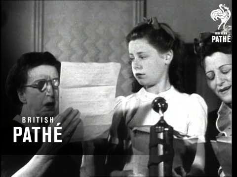 Alice Makes A Record (1945)