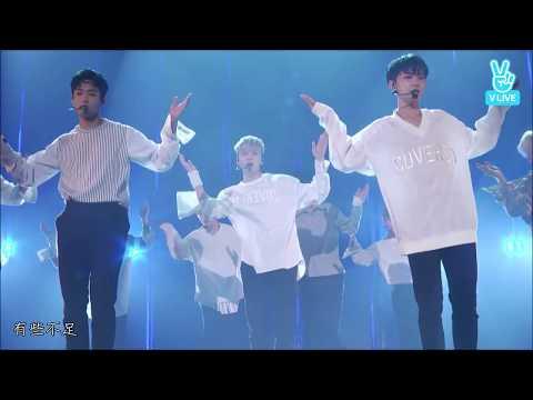 【Live中字�23 SEVENTEEN - Don't Wanna Cry @4th Mini Album 'Al1' Showcase