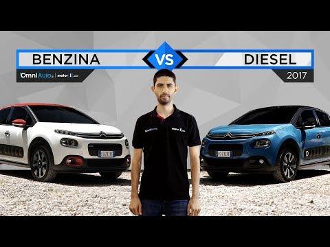 Benzina o Diesel? | Come scegliere la nuova Citroen C3