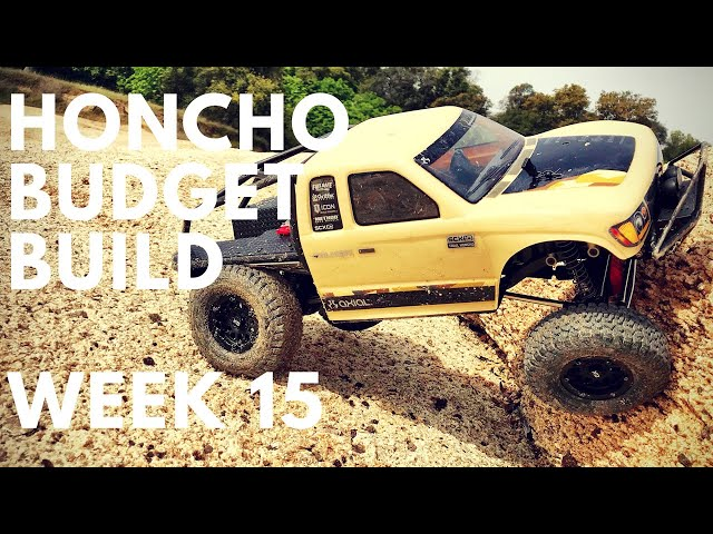 Axial SCX10-2 Trail Honcho $50 Budget Build - Week 15 - Knuckles & Hubs