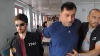 Firari emniyet müdürü PKK'ya giderken Zaho'da yakalandı