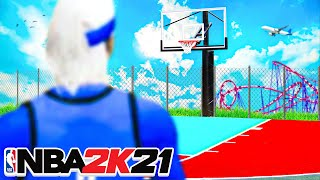 NBA 2K21 LOOKS ... VERY DIFFERENT