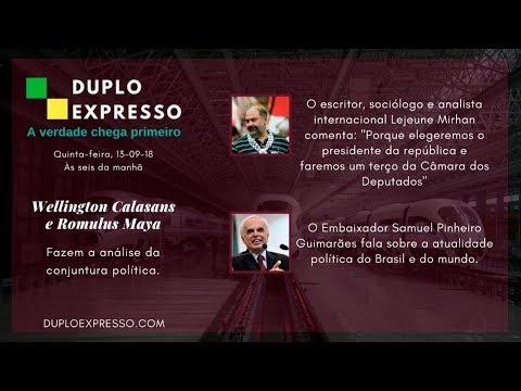 Duplo Expresso 13/set/2018