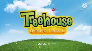 Dream Logo Combos: Movie Agent / Treehouse Original / Hat Trick Productions / FX / Nelvana