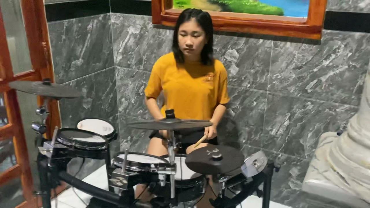 Em Đừng Đi Nhạc Hoa Remix - Drum Cam Ni Ni Cover