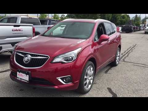 2019-buick-envision-awd-handsfree-hatch-sunroof-red-oshawa-on-stock-#191047