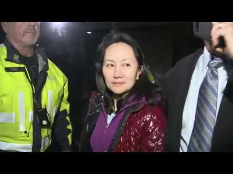 Huawei CFO Meng Wanzhou gets bail