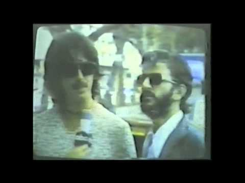 George Harrison and Ringo Starr Interview World Wide Of Sports 05/26/1979
