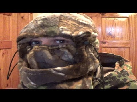 Full Face Camouflage Hood Review