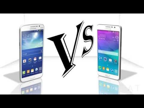Samsung Galaxy Grand Max Vs Samsung Galaxy Grand 2
