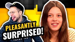 Courtney Hadwin - Pretty Little Thing (HER SONG)   America's Got Talent: The Champions   REACTION