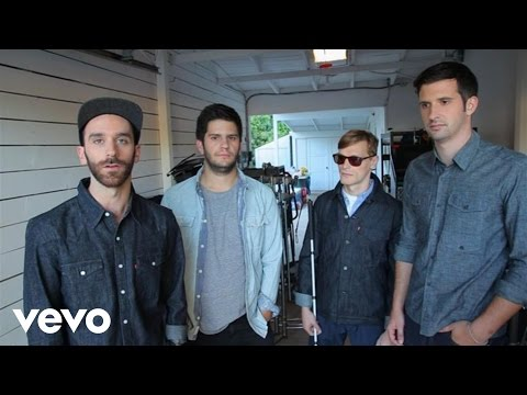 X Ambassadors - Unconsolable (Behind The Scenes)