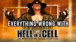 Episode #172: Everything Wrong With WWE Hell In A Cell 2009