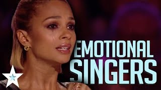 Download EMOTIONAL Kid Singers Have Judges In TEARS!   Kids Got Talent Mp3 and Videos
