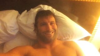 Zack Ryder updates the WWE Universe about his recent injury