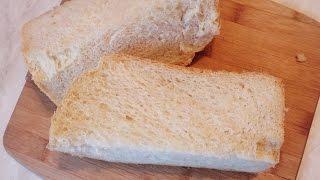Домашний постный  хлеб в хлебопечке