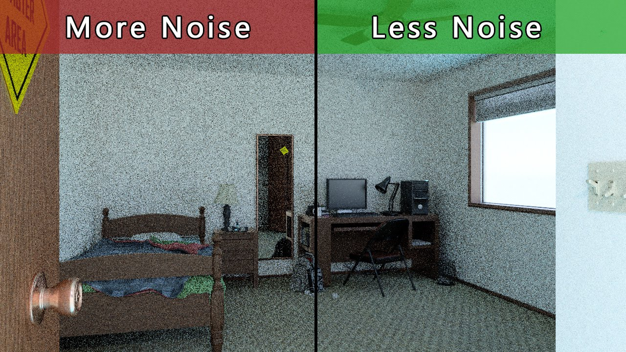 reduce noise in room wall reduce cycles noise with light portals youtube