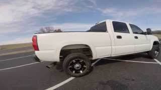 Loaded 2006 Chevy Duramax 2500HD