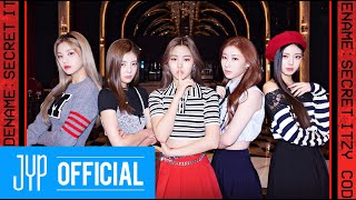 [CSI] Codename : Secret ITZY TEASER