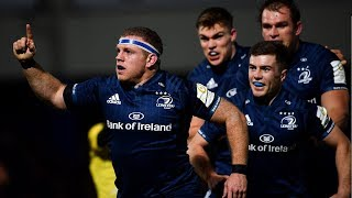 Leinster 52 Wasps 3 | Heineken Champions Cup Highlights
