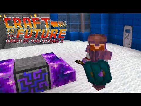 Minecraft | Craft to the Future | #2 FLOWER HUNT