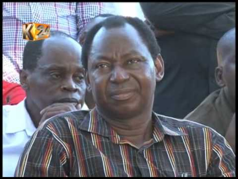 Kilifi North MP Mung'aro intensifies his campaign for governor