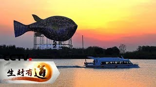 《生财有道》 20190723 夏日经济系列 江苏扬中:夏日好去处 美味生财富  CCTV财经