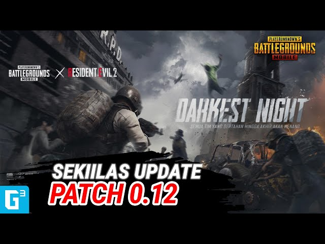 Mode Zombie Baru, EvoGround, dan Quick Chat - Sekilas Update PUBG Mobile Patch 0.12