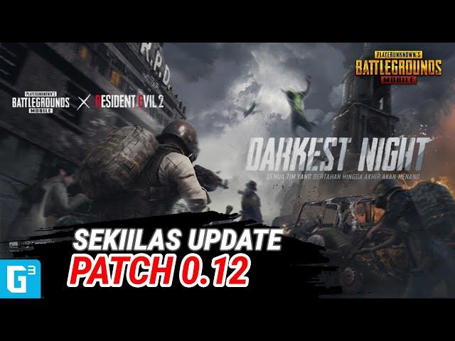 Mode Zombie Baru, EvoGround, dan Quick Chat - Sekilas Update PUBG Mobile Patch 0.12