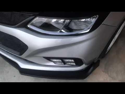 2016 Chevy Cruze LS Fog Lights Installation Run Down