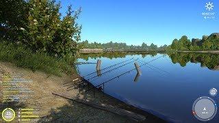 Російська рибалка 4 - річка Волхов - Сом і лящ у жд моста