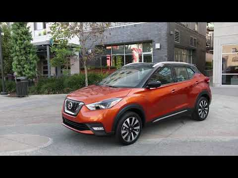 2018 Nissan Kicks Car And Automotive Extended Product Reviews
