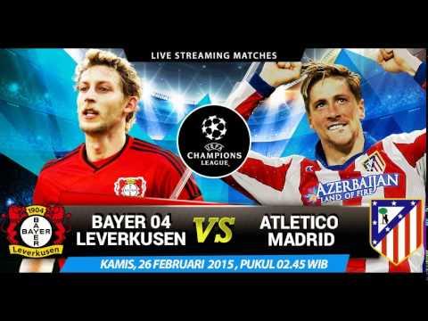 Live Stream Bayer Leverkusen Vs Atletico Madrid